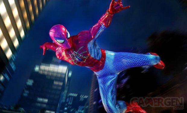 Spider Man Spider Armor   MK IV Suit Large