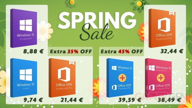 sping sale keysworlds