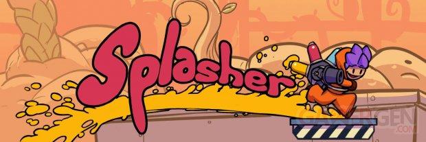Splasher ScreenSelector