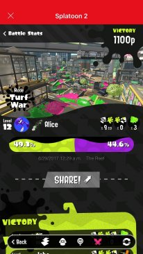 Splatoon 2 06 07 2017 Splatnet screenshot (10)