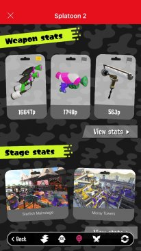 Splatoon 2 06 07 2017 Splatnet screenshot (11)