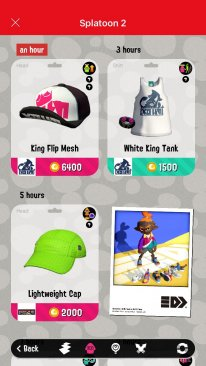 Splatoon 2 06 07 2017 Splatnet screenshot (13)