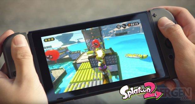 Splatoon 2   Answer the Call to Battle Nintendo Switch Trailer