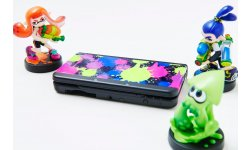 Splatoon coque New 3DS