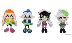 Splatton Peluches