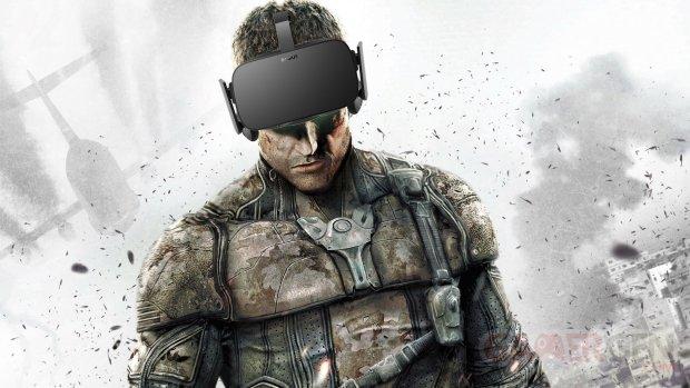 Splinter Cell VR Oculus