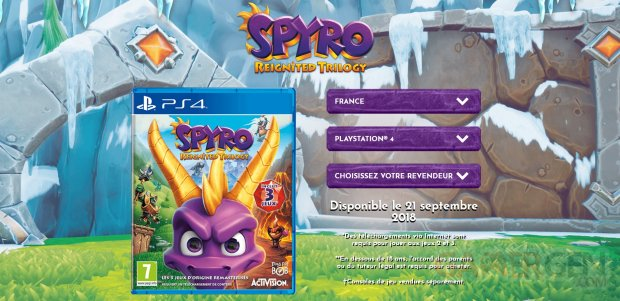 Spyro Reignited Trilogy 01 08 2018