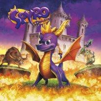 Spyro Reignited Trilogy cover remake 1