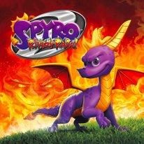 Spyro Reignited Trilogy cover remake 2
