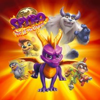 Spyro Reignited Trilogy cover remake 3