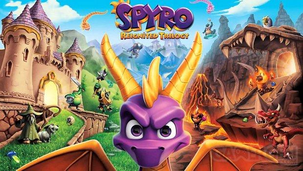 Spyro Reignited Trilogy images (1)