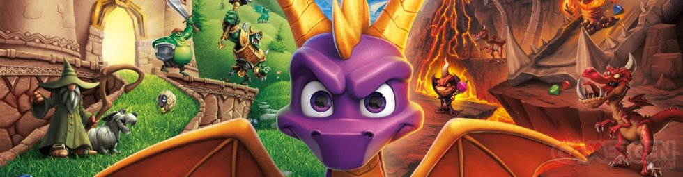 Spyro Reignited Trilogy test editions Switch impressions images (1)