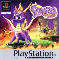 Spyro the Dragon cover