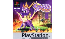 Spyro the Dragon cover