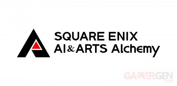 Square Enix AI & ARTS Alchemy logo 28 05 2020
