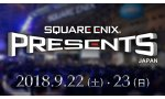 square enix annonce line up tokyo game show 2018