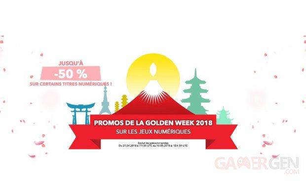 Square Enix Golden Week