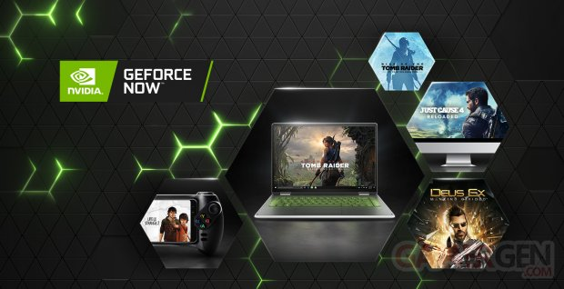 Square Enix on GeForce NOW