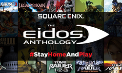 Square Enix The Eidos Anthology head