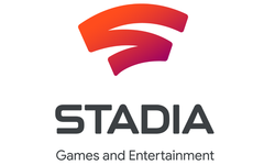 Stadia Games and Entertainment SG&E head logo banner