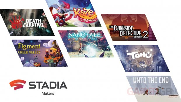 Stadia Makers 2020