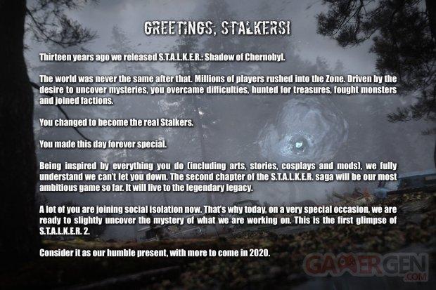 Stalker covid