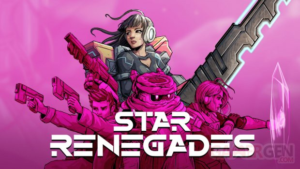 Star Renegades.