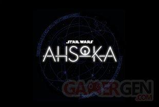 Star Wars Ahsoka logo