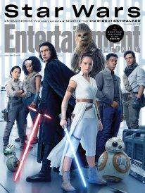 Star Wars Ascension de Skywalker Entertainment Weekly 01 20 11 2019