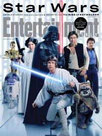 Star Wars Ascension de Skywalker Entertainment Weekly 02 20 11 2019