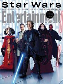 Star Wars Ascension de Skywalker Entertainment Weekly 03 20 11 2019