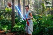 Star Wars Ascension de Skywalker Entertainment Weekly 04 20 11 2019