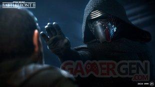 Star Wars Batllefront II image DLC Les Dernier Jedi Ressurection 1