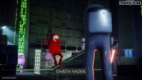 Star Wars Battlefront 2 Fall Guys Ultimate Knockout contre Among Us Mod (4).