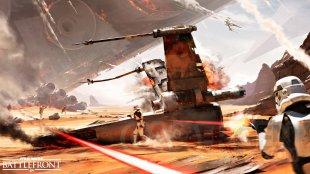 Star Wars Battlefront 27 08 2015 Battle of Jakku artwork 2
