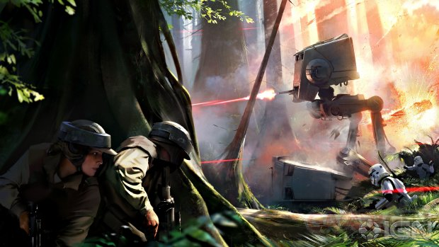 Star Wars Battlefront 29 01 2015 concept art