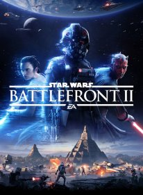 Star Wars Battlefront II 15 04 2017 jaquette cover art