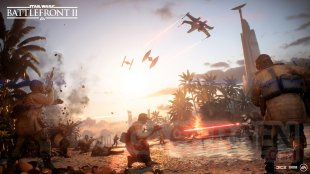 Star Wars Battlefront II 28 04 2020 Battle Scarif 2