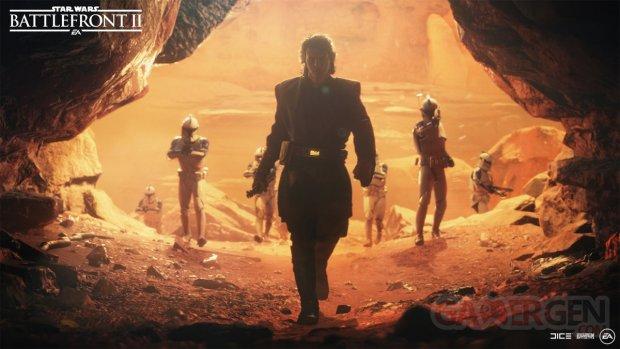 Star Wars Battlefront II Anakin Skywalker