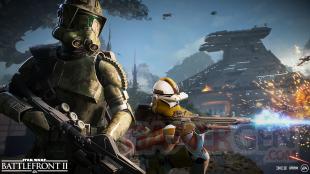 Star Wars Battlefront II Clone Trooper skin