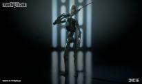 Star Wars Battlefront II droide 2