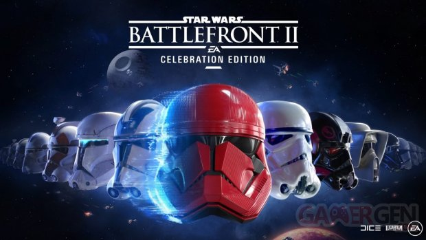 Star Wars Battlefront II Edition Celebration 2