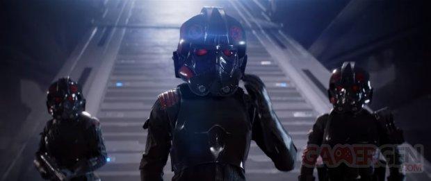 Star Wars Battlefront II head