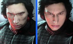Star Wars Battlefront II images comparaison