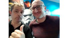 Star Wars Battlefront  interview de Paul Keslin (2)
