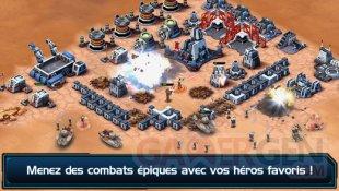 Star Wars Commander screenshot 1.