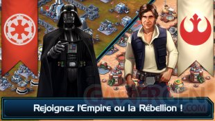 Star Wars Commander screenshot 2.