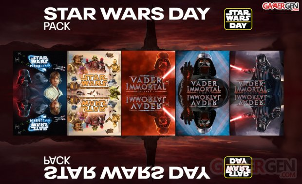 Star Wars Day pack