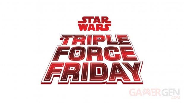 star wars disney triple force friday logo
