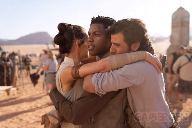 Star Wars Episode IX Fin tournage casting JJ Abrams